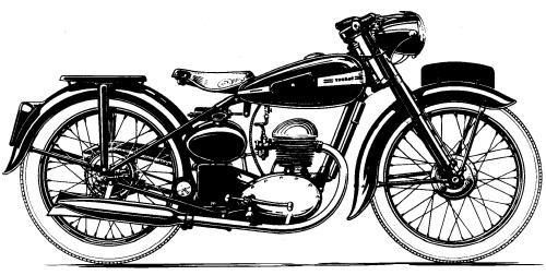ETD dessin 'usine' 1950